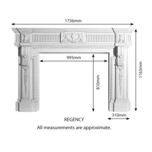 Fire Surround - FS-Regency
