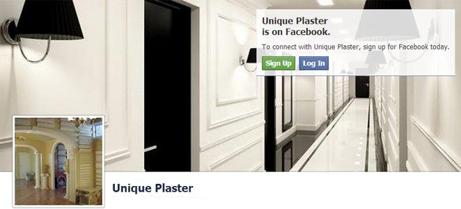 Latest Trends - Unique Plaster