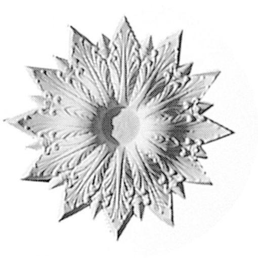Ceiling Rosette - UR040